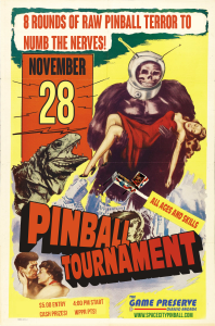 November Tournament Flyer